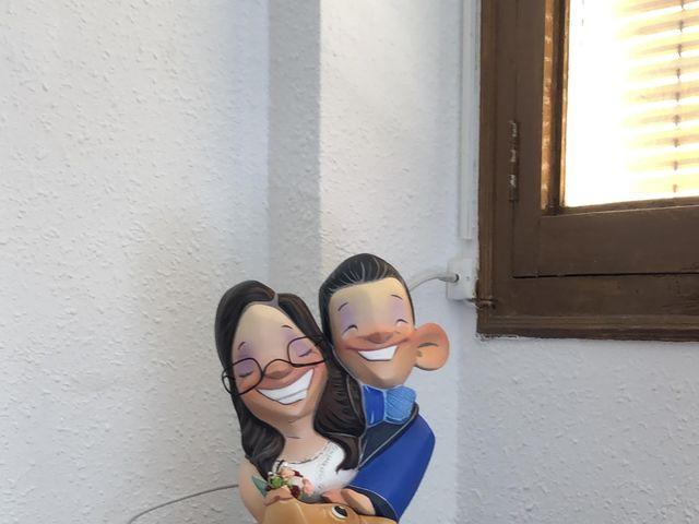 La boda de Rubén  y Cris en El Puig, Barcelona 6