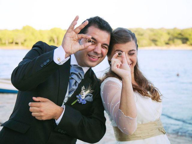 La boda de Tore y Miquela en Portocolom, Islas Baleares 8