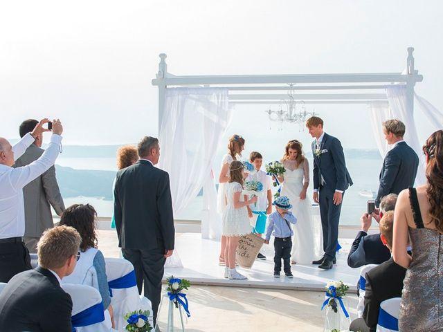 La boda de Daniel  (Grecia) y Nico en Zaragoza, Zaragoza 64