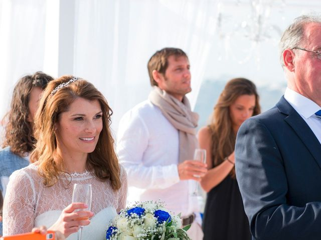 La boda de Daniel  (Grecia) y Nico en Zaragoza, Zaragoza 76