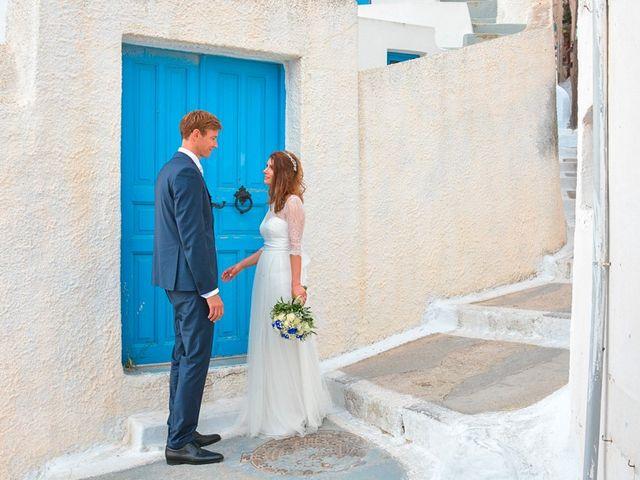 La boda de Daniel  (Grecia) y Nico en Zaragoza, Zaragoza 92