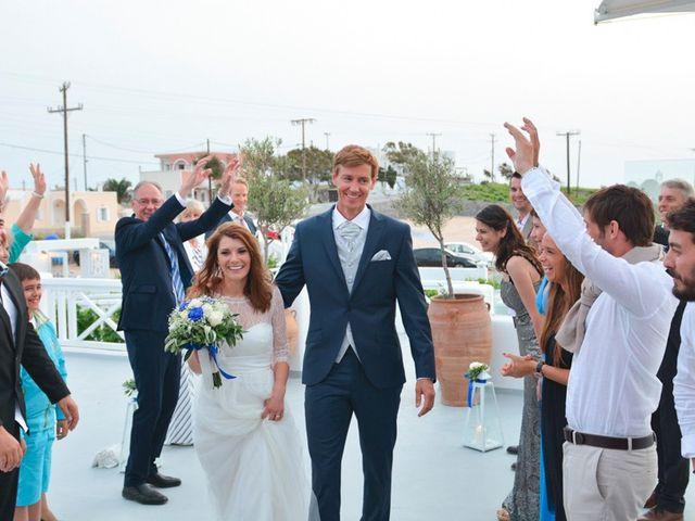 La boda de Daniel  (Grecia) y Nico en Zaragoza, Zaragoza 116