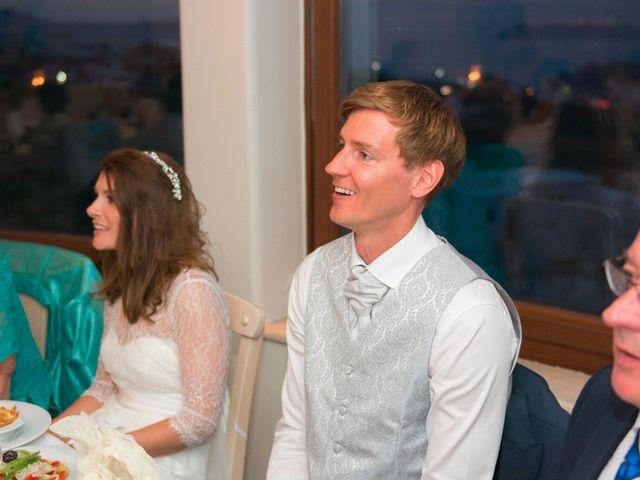 La boda de Daniel  (Grecia) y Nico en Zaragoza, Zaragoza 125