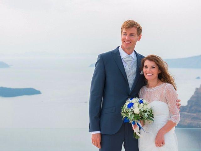 La boda de Nico y Daniel  (Grecia)