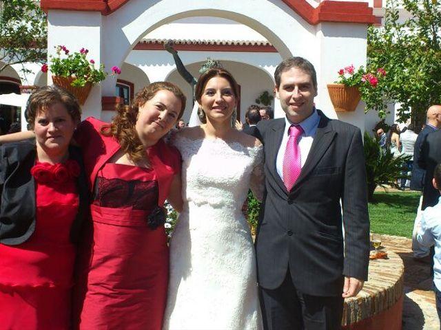 La boda de Angélica y Antonio en Sevilla, Sevilla 2