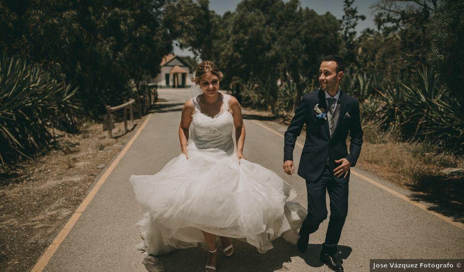 La boda de Cristian y Cristina en Guardamar Del Segura, Alicante