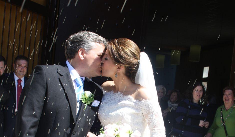 La boda de Angélica y Antonio en Sevilla, Sevilla