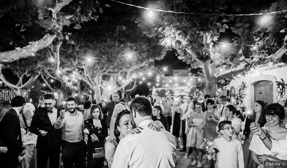 La boda de Oscar y Susana en L' Ametlla Del Valles, Barcelona