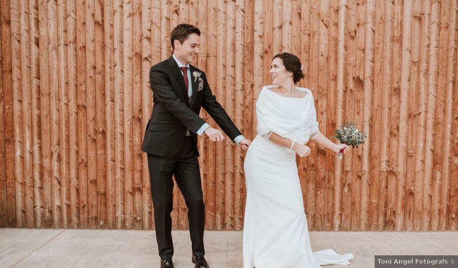 La boda de Anna y Jordi en Vilanova Del Valles, Barcelona