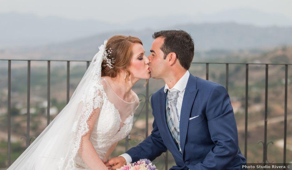 La boda de Jaime y Ana en Alora, Málaga