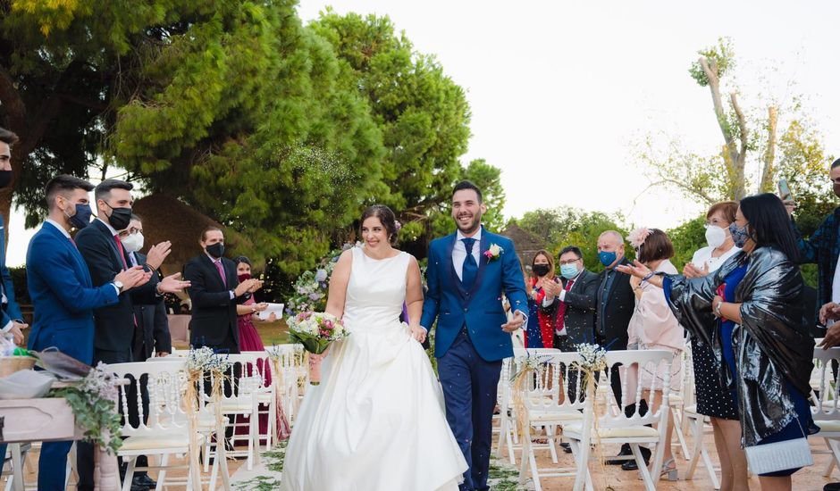 La boda de Rubén  y Cris en El Puig, Barcelona