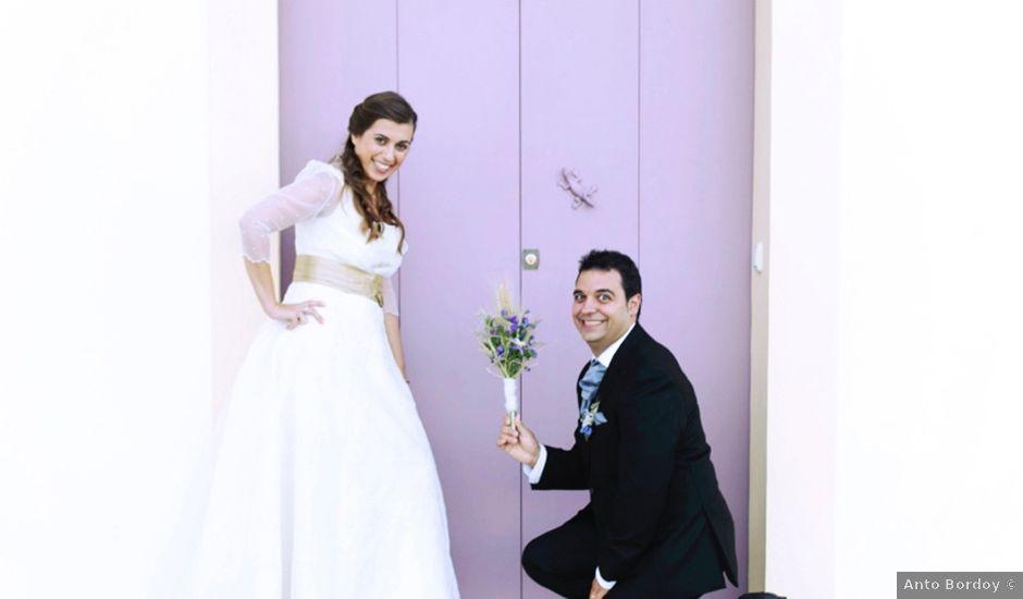 La boda de Tore y Miquela en Portocolom, Islas Baleares