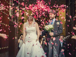 La boda de Rosa y Jesús 1