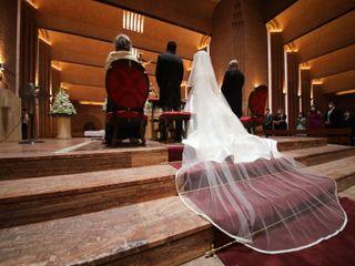 La boda de David  y Teresa