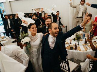 La boda de Henar y Guille