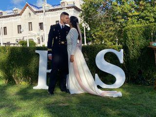 La boda de Paola y Santi