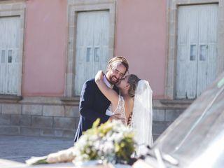 La boda de Riikka y Toti