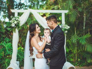 La boda de Dayana y Lucas