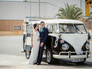 La boda de MariaXimo  y Ximo  1