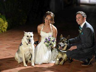 La boda de Rebeca y Javi 1
