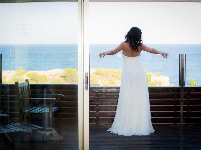 La boda de Juan Carlos y Carolina en L' Ametlla De Mar, Tarragona 8