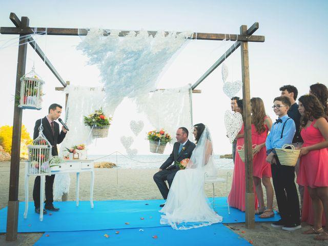 La boda de Juan Carlos y Carolina en L' Ametlla De Mar, Tarragona 14