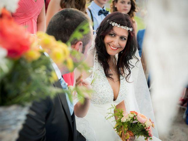 La boda de Juan Carlos y Carolina en L' Ametlla De Mar, Tarragona 15