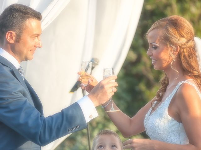 La boda de Paula y Fausto