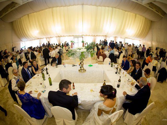 La boda de Pepe y Laura en Biar, Alicante 8