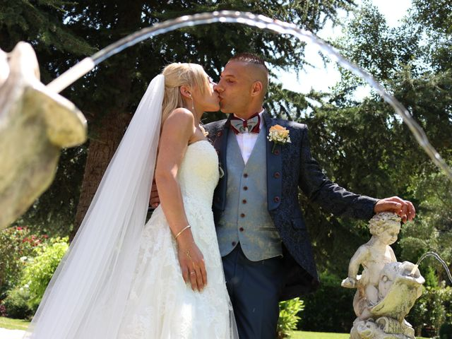 La boda de Jenifer y Carlos