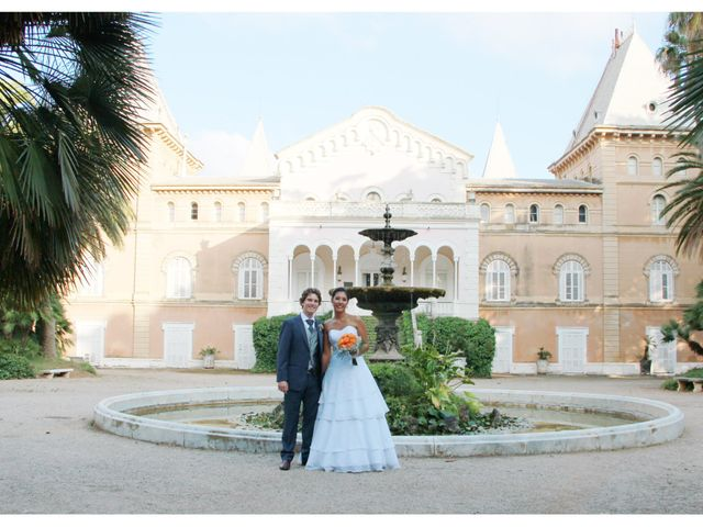 La boda de Albert y Natalia en Cambrils, Tarragona 1