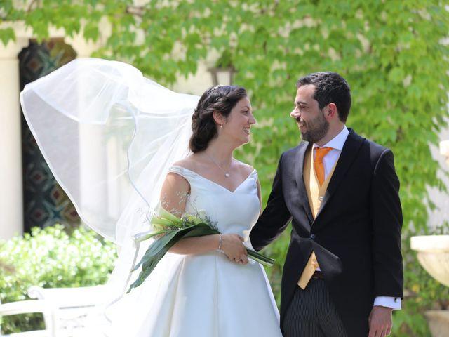 La boda de Teresa  y David  en Las Rozas De Madrid, Madrid 2