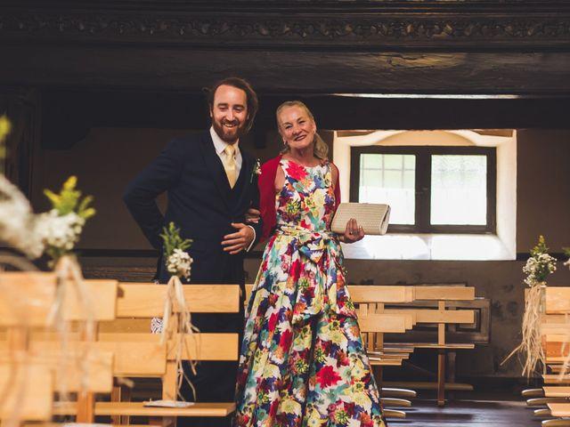 La boda de Toti y Riikka en Navas De Riofrio, Segovia 3