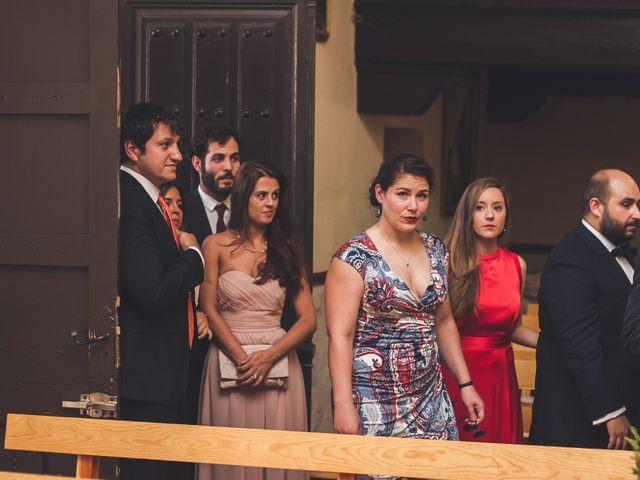 La boda de Toti y Riikka en Navas De Riofrio, Segovia 8