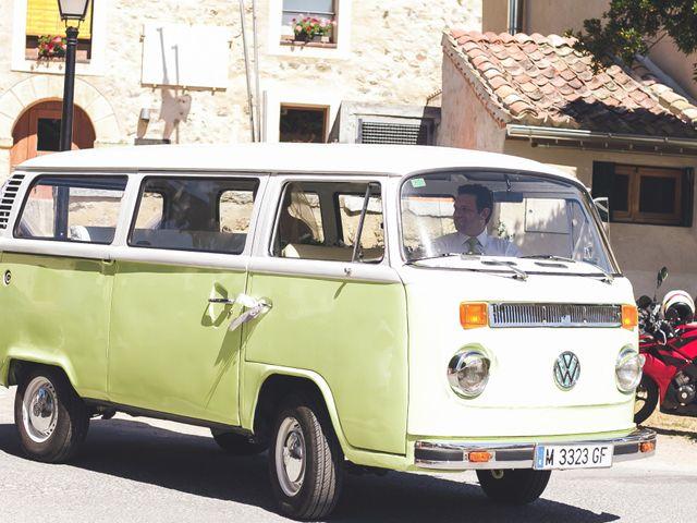 La boda de Toti y Riikka en Navas De Riofrio, Segovia 9