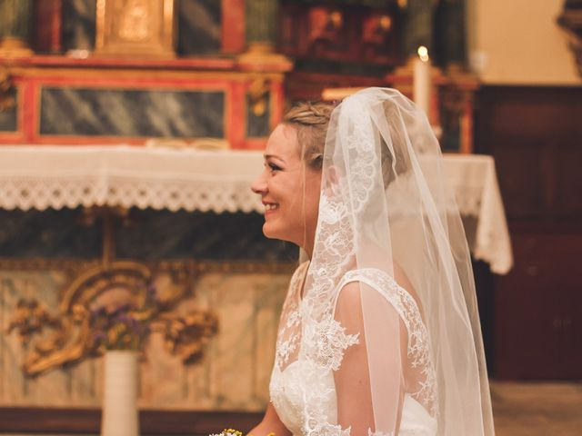 La boda de Toti y Riikka en Navas De Riofrio, Segovia 17
