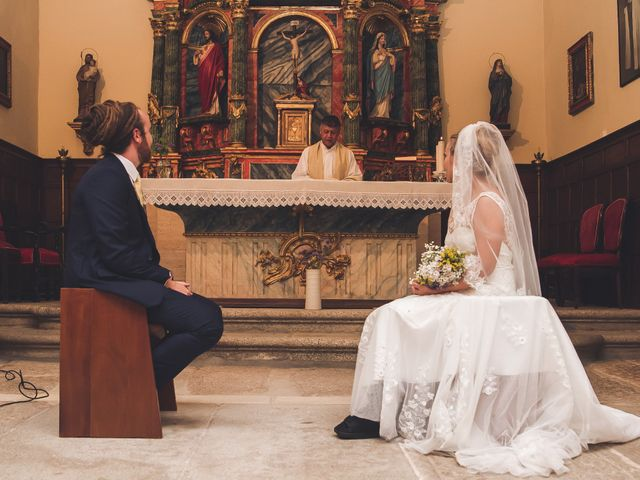 La boda de Toti y Riikka en Navas De Riofrio, Segovia 18
