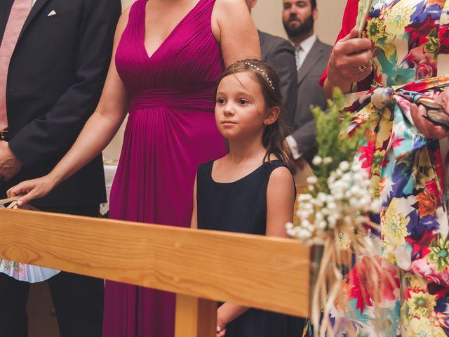 La boda de Toti y Riikka en Navas De Riofrio, Segovia 19