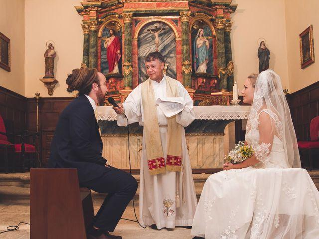 La boda de Toti y Riikka en Navas De Riofrio, Segovia 27