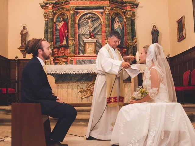 La boda de Toti y Riikka en Navas De Riofrio, Segovia 28