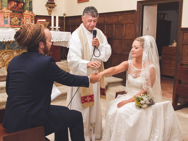 La boda de Toti y Riikka en Navas De Riofrio, Segovia 30