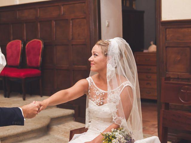 La boda de Toti y Riikka en Navas De Riofrio, Segovia 31