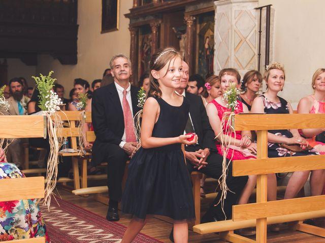 La boda de Toti y Riikka en Navas De Riofrio, Segovia 33