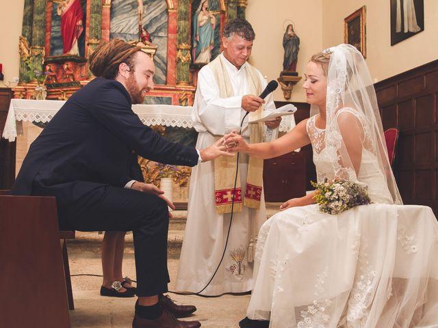 La boda de Toti y Riikka en Navas De Riofrio, Segovia 40
