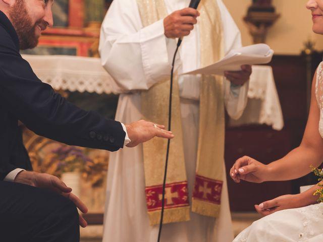 La boda de Toti y Riikka en Navas De Riofrio, Segovia 41