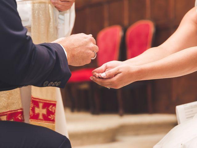 La boda de Toti y Riikka en Navas De Riofrio, Segovia 48
