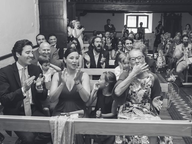 La boda de Toti y Riikka en Navas De Riofrio, Segovia 50