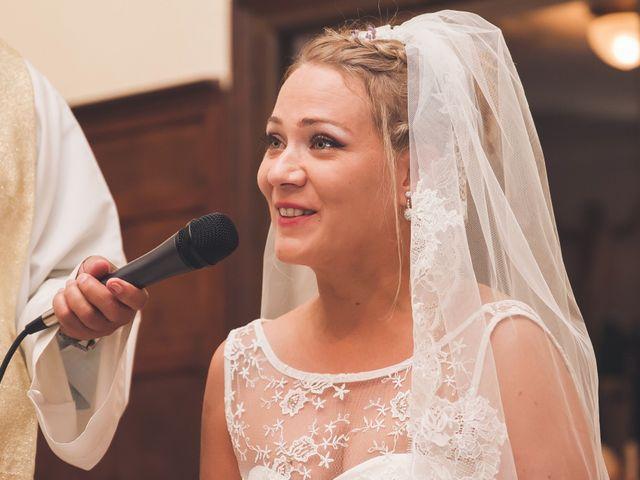 La boda de Toti y Riikka en Navas De Riofrio, Segovia 54