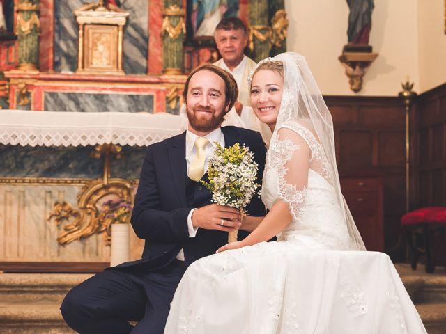 La boda de Toti y Riikka en Navas De Riofrio, Segovia 56