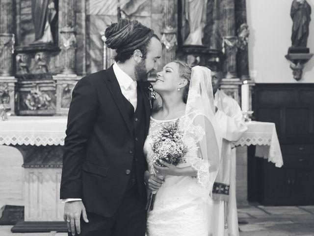 La boda de Toti y Riikka en Navas De Riofrio, Segovia 57